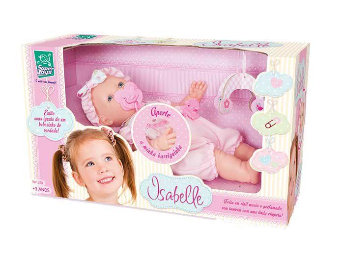 Boneca Isabelle - Super Toys