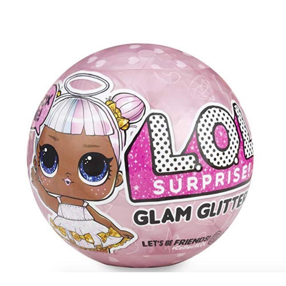Boneca L.O.L Surprise Glam Glitter - Candide