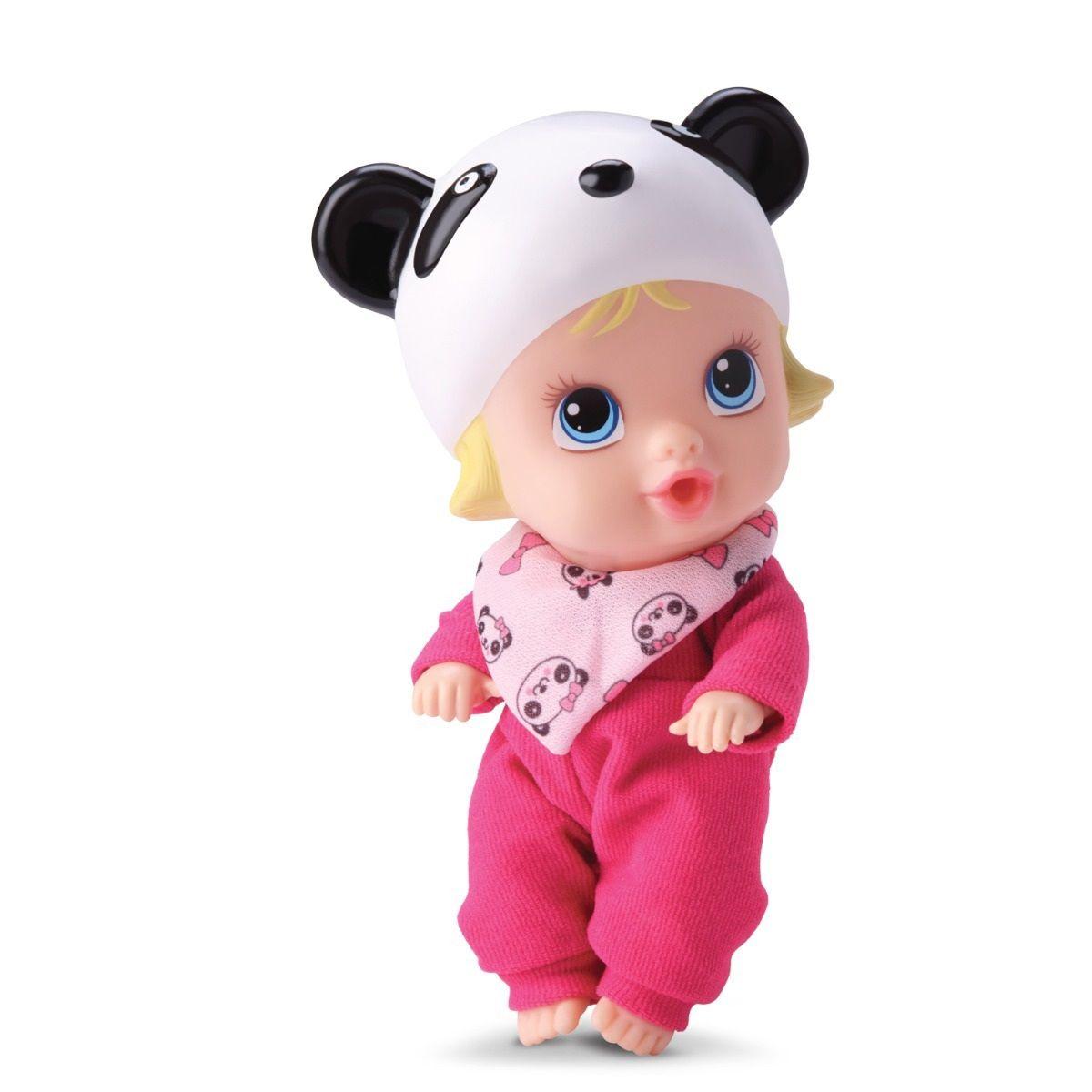 Boneca Little Dolls Soninho Faz Xixi - Diver Toys