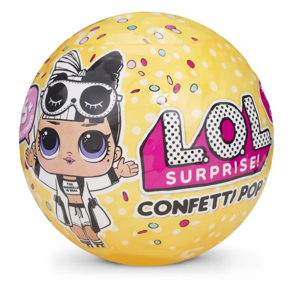 Boneca L.O.L Surprise Confetti Pop Série 3 - Candide