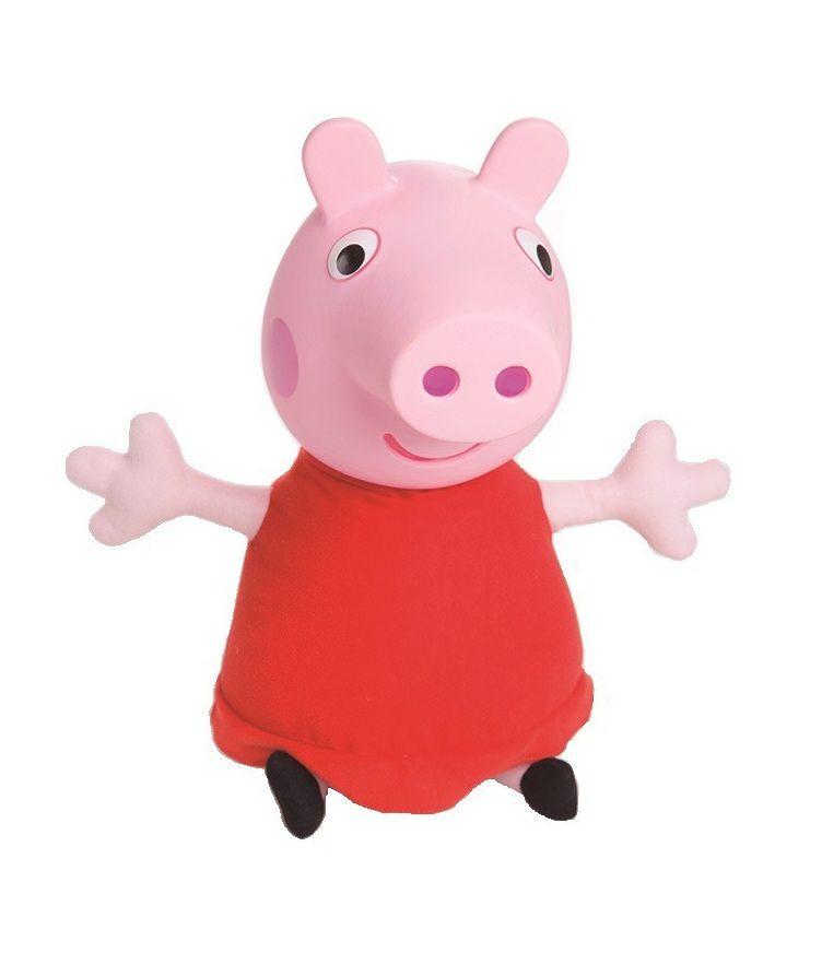 Boneca Minha Primeira Peppa Pig - Estrela