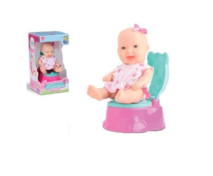 Boneca Mini Miudinhas Privadinha - Diver Toys