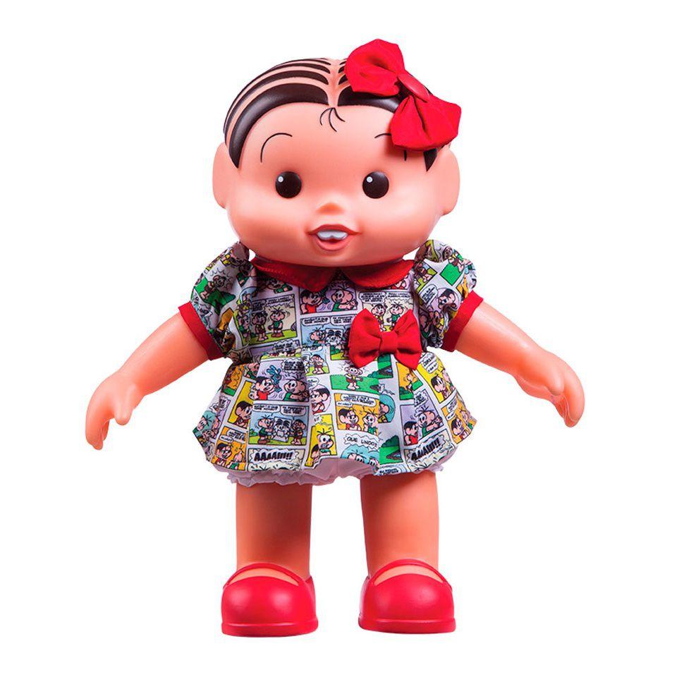 Boneca Mônica Quadrinhos - Multibrink