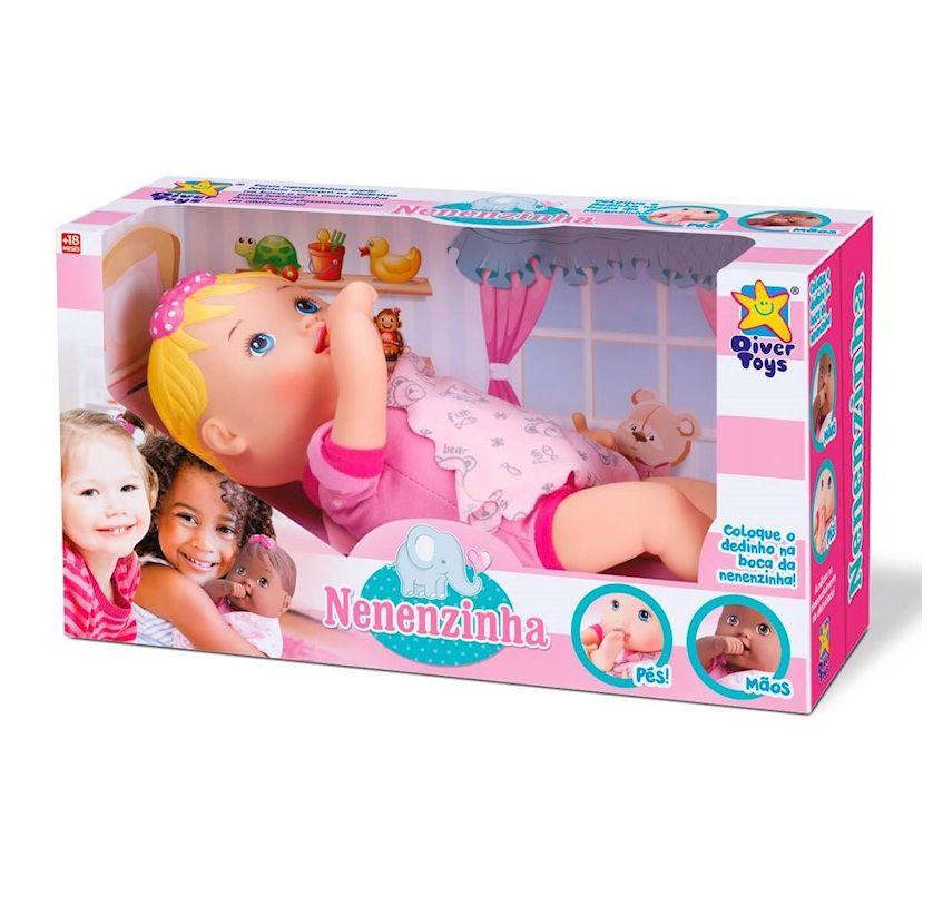 Boneca Nenenzinha - Diver Toys