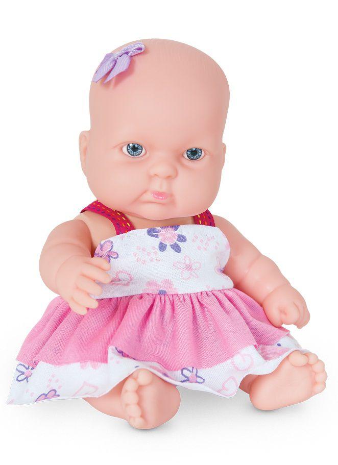 Boneca Nenequinha Duchinha - Super Toys