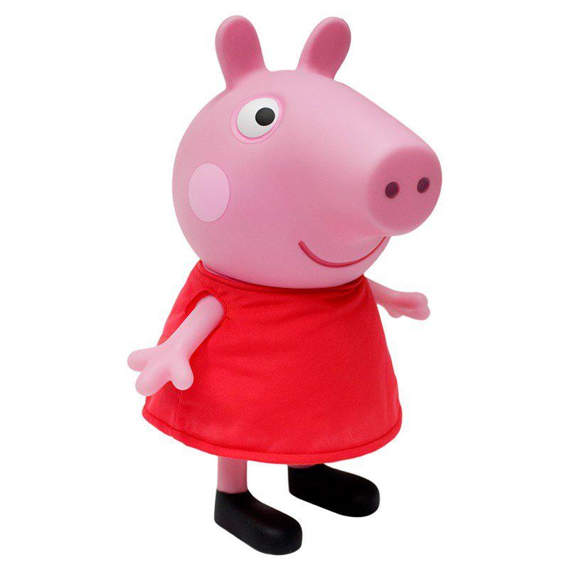 Boneca Peppa Pig 35cm - Multibrink