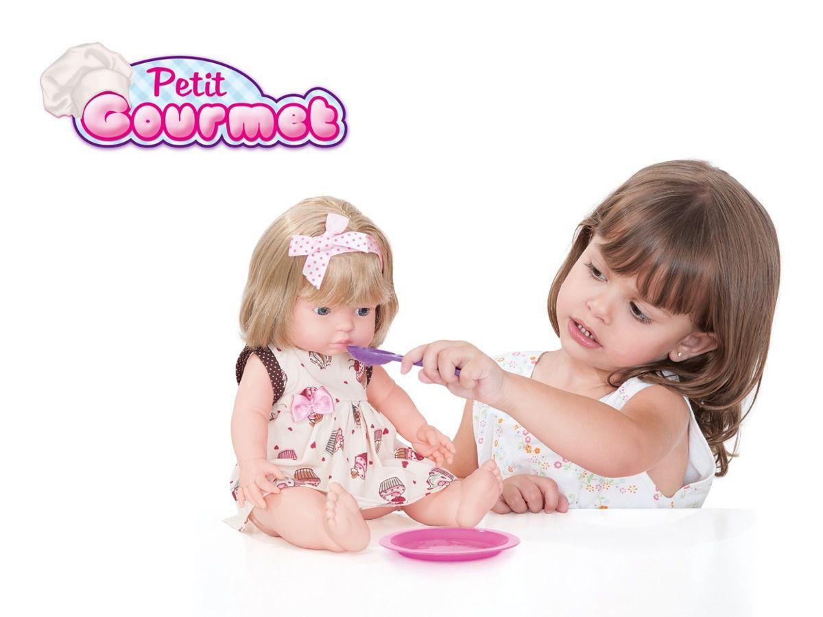 Boneca Petit Gourmet - Super Toys