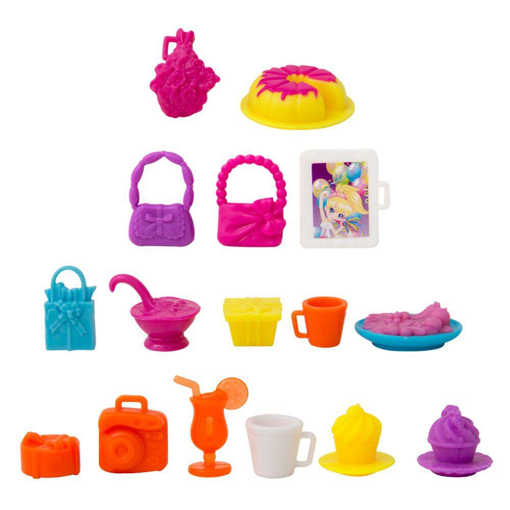 Boneca Polly Pocket Festa de Aniversário da Polly - Mattel