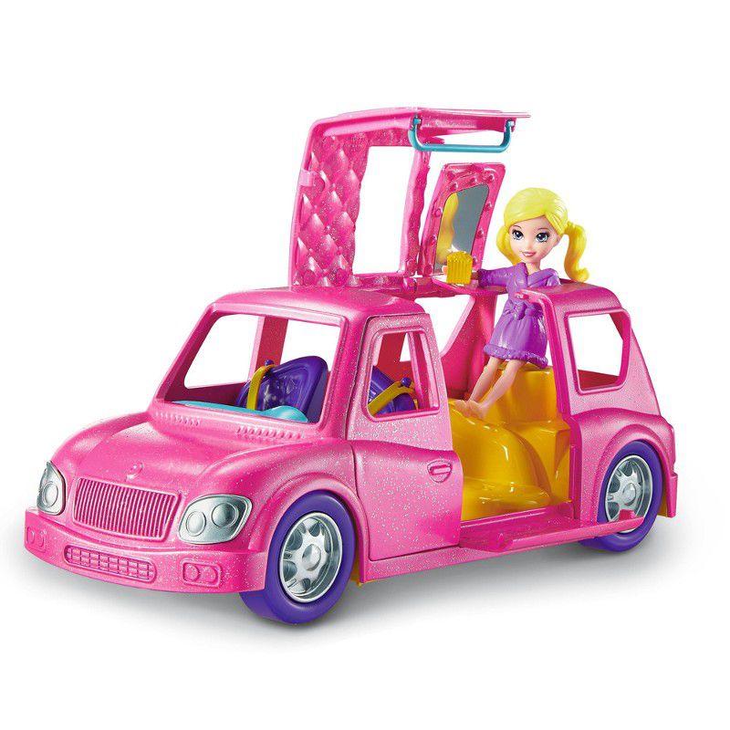 Boneca Polly Pocket Festa na Limousine - Mattel