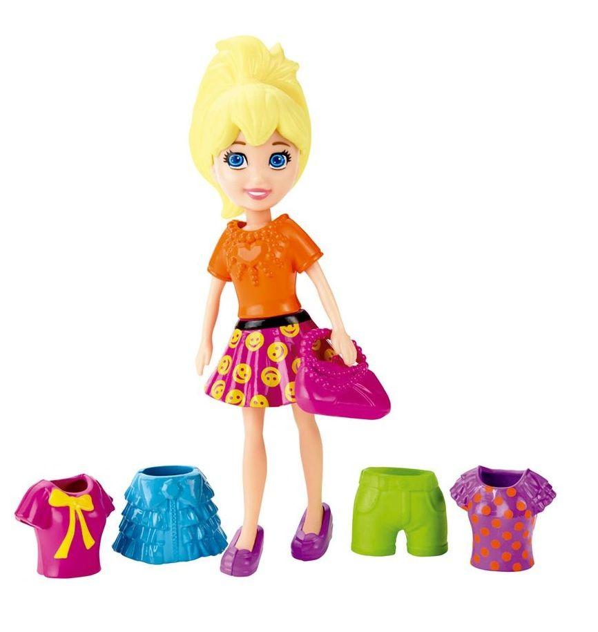 Boneca Polly Pocket Super Fashion - Mattel