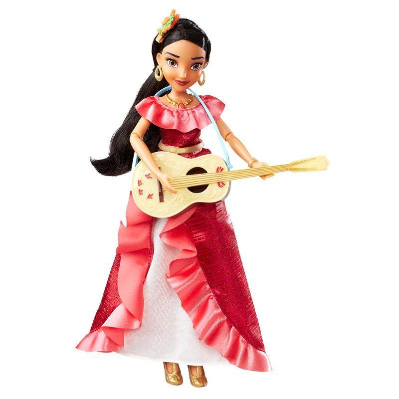 Boneca Princesas Elena de Avalor Musical - Hasbro