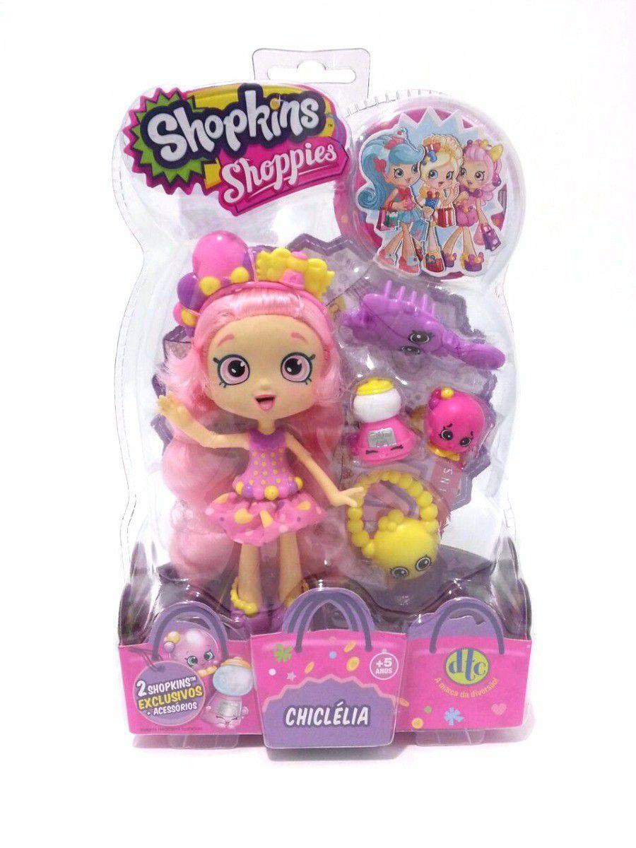 Boneca Shopkins Shoppies - DTC