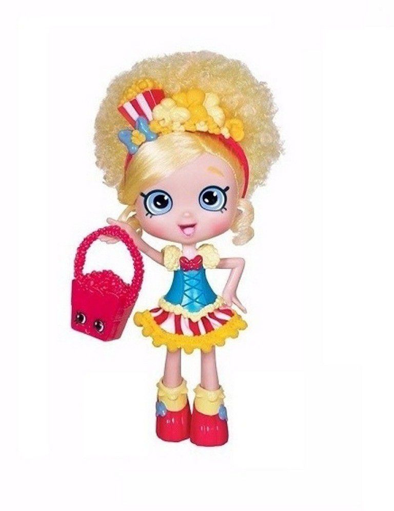 Boneca Shopkins Shoppies - DTC