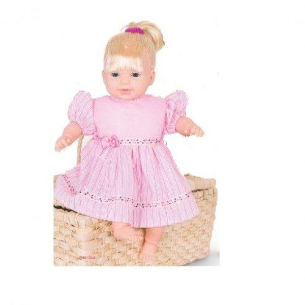Boneca Totsy 70 Frases com Cabelo - Super Toys