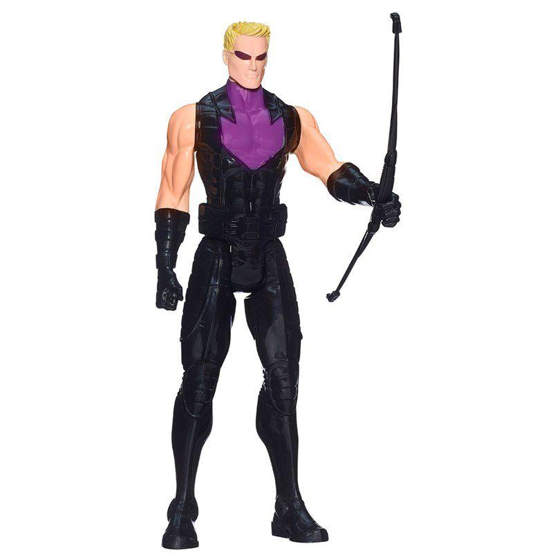 Boneco Articulado Titan Hero Series Marvel Avengers Marvel`s Hawkeye 30cm - Hasbro