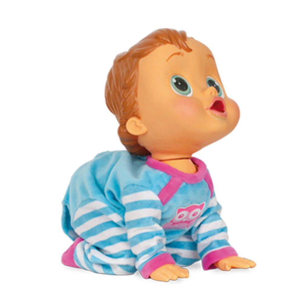 Boneco Baby Wow - Multikids