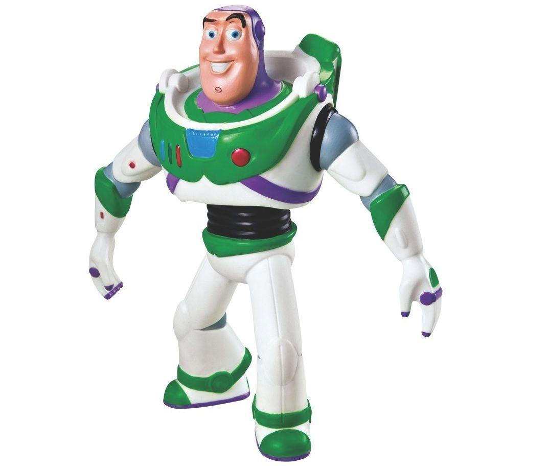 Boneco de Vinil Disney Pixar Toy Story Buzz Lightyear - Lider Brinquedos