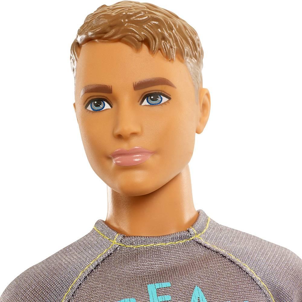 Boneco Ken Surfista Barbie e os Golfinhos Mágicos - Mattel