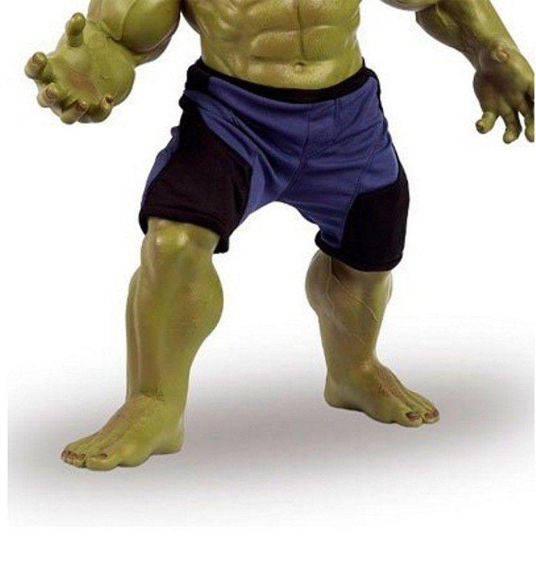 Boneco Marvel Avengers Age Of Ultron Initiative Hulk - MIMO