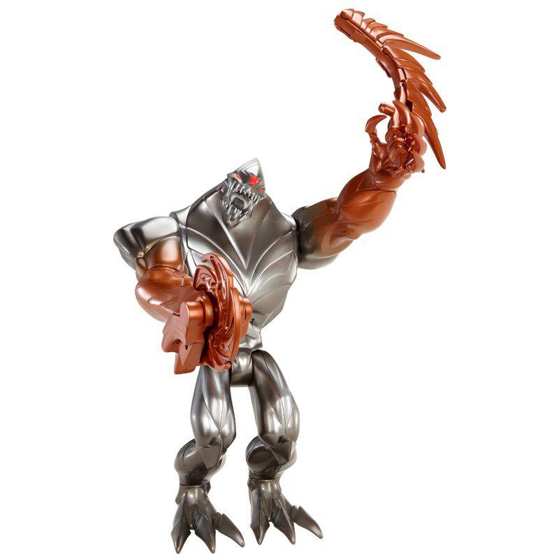 Boneco Max Steel Elementor Metal Invasão Aquática - Mattel