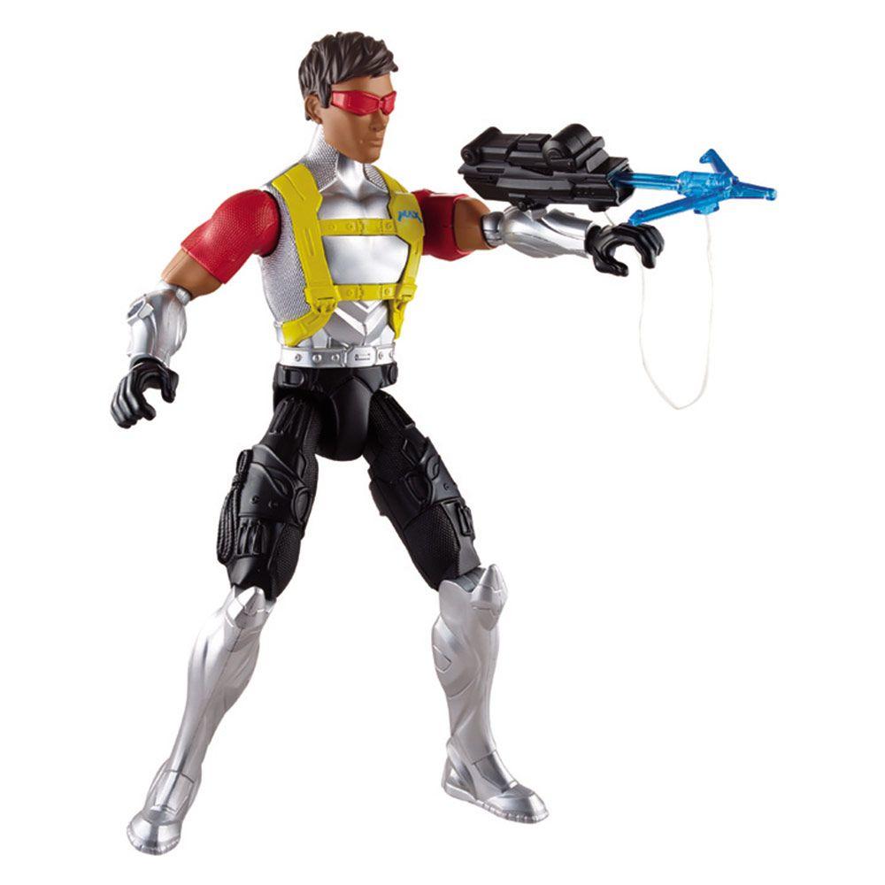Boneco Max Steel Max Equipamento de Escalada - Mattel