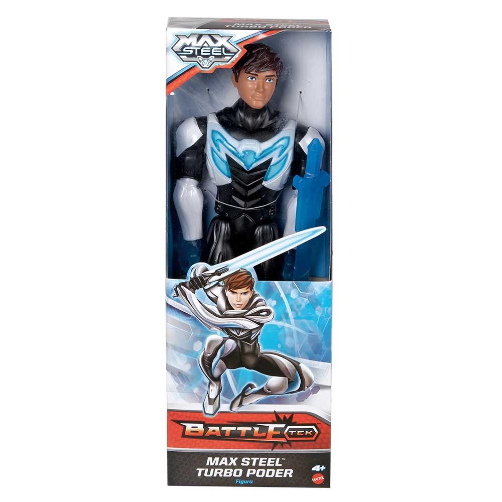 Boneco Max Steel Modo Turbo - Mattel