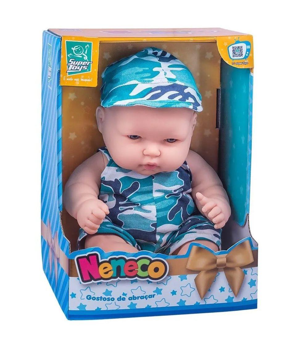 Boneco Neneco - Super Toys