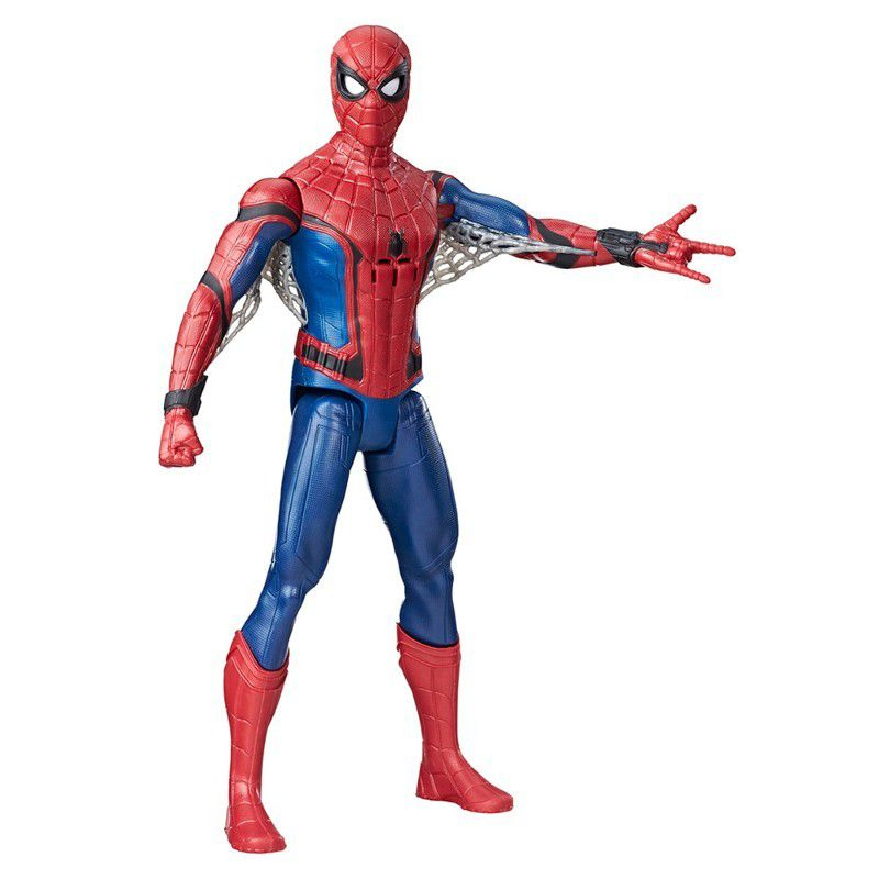 Boneco Spider Man Homecoming Eletrônico - Hasbro