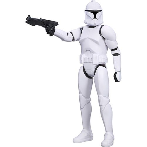 Boneco Star Wars Clone Trooper - Hasbro