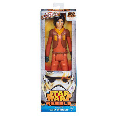 Boneco Star Wars Rebels Ezra Bridger - Hasbro