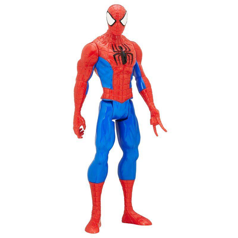 Boneco Titan Hero Series Marvel Ultimate Spider-Man Sinister 6 Homem Aranha - Hasbro