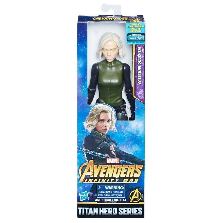 Boneco Titan Hero Series Power FX Marvel Avengers Infinity War - Hasbro