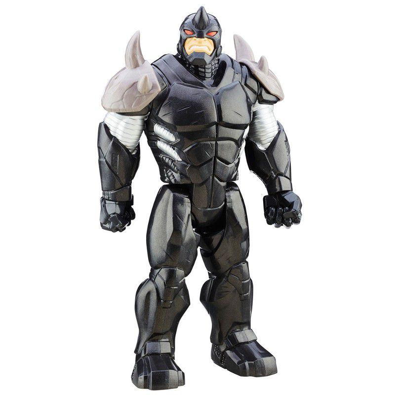 Boneco Titan Hero Series Ultimate Spider-Man Vs Sinister 6 Rhino - Hasbro