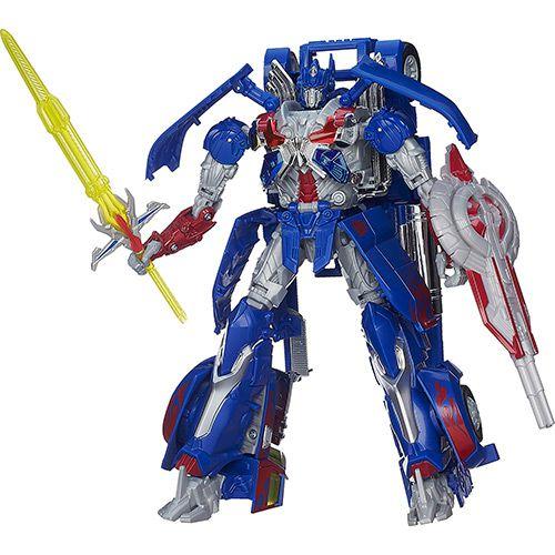 Boneco Transformers Generations Age of Extinction Optimus Prime - Hasbro