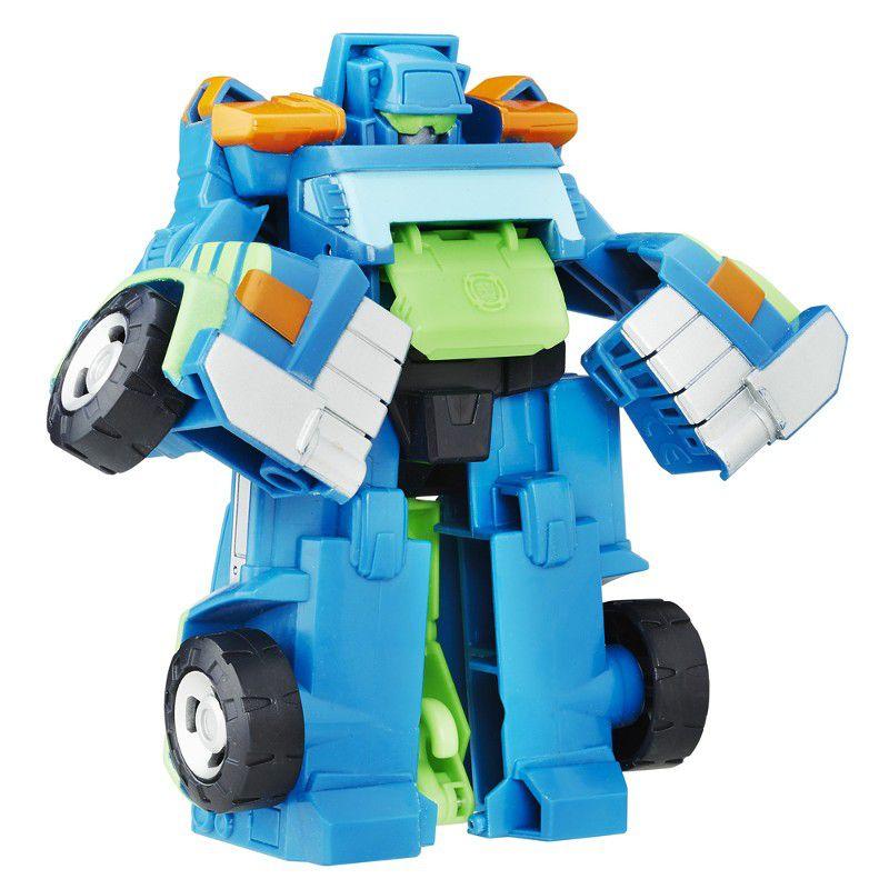 Boneco Transformers Rescue Bots Hoist o Robô Guincho - Hasbro