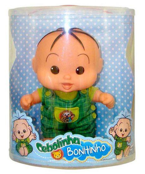 Boneco Turma da Mônica Cebolinha Bonitinho - Multibrink