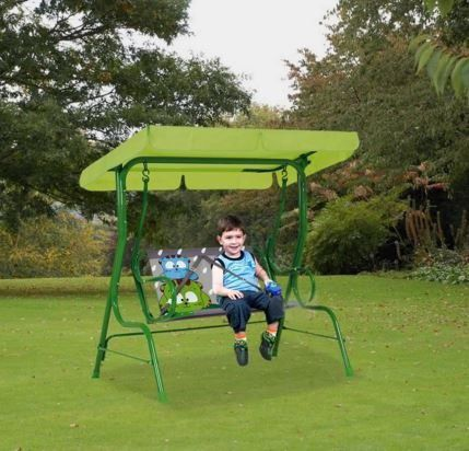 Cadeira de Balanço Infantil Gatoons - Mor