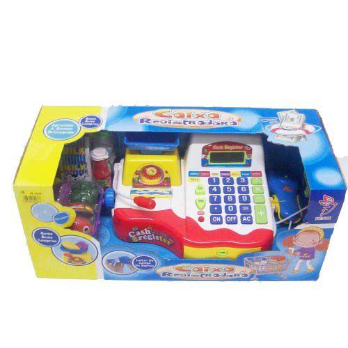 Caixa Registradora Grande - Fenix Brinquedos