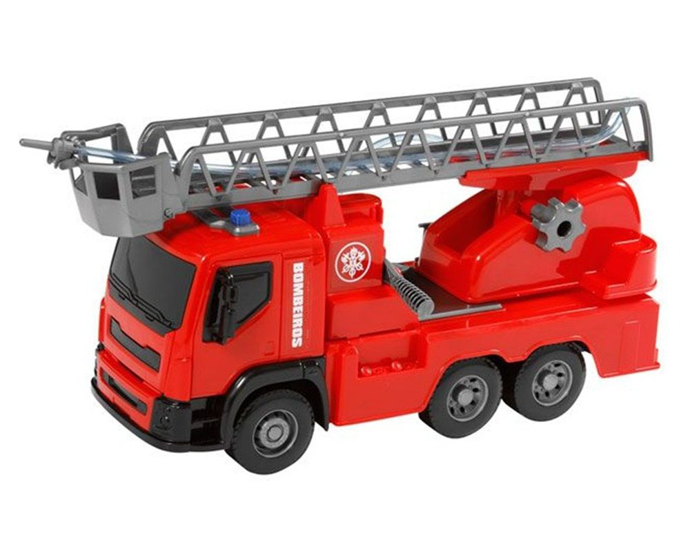 Caminhão Brutale Bombeiro - Roma Brinquedos