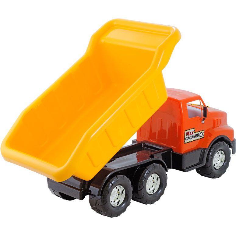 Caminhão Max Caçambão Coleção Colosso - Tilin Brinquedos