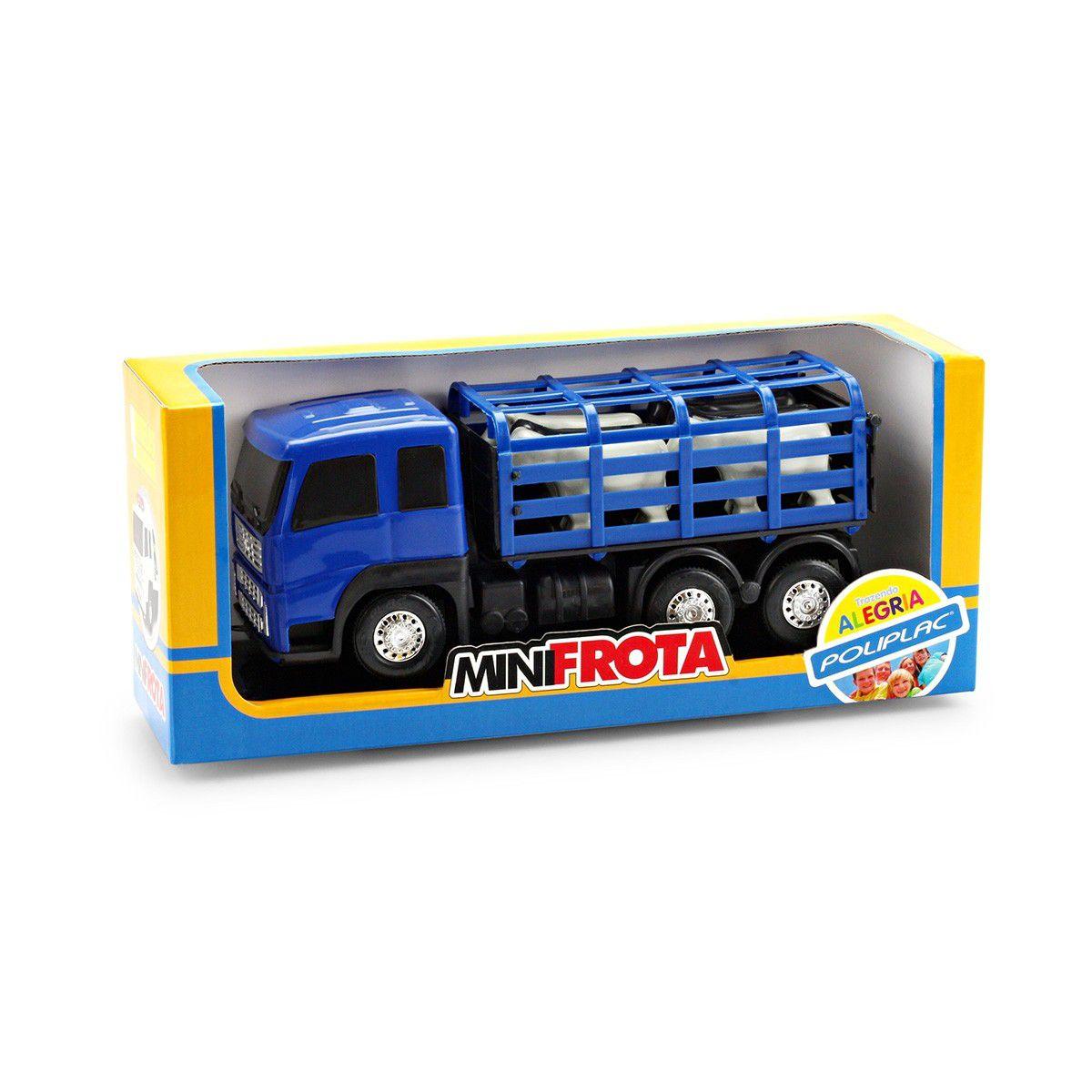 Caminhão Mini Frota Boiadeiro ? Poliplac