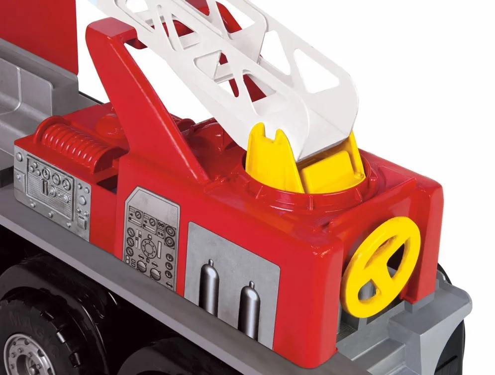Caminhão Super Bombeiro com Capacete - Magic Toys