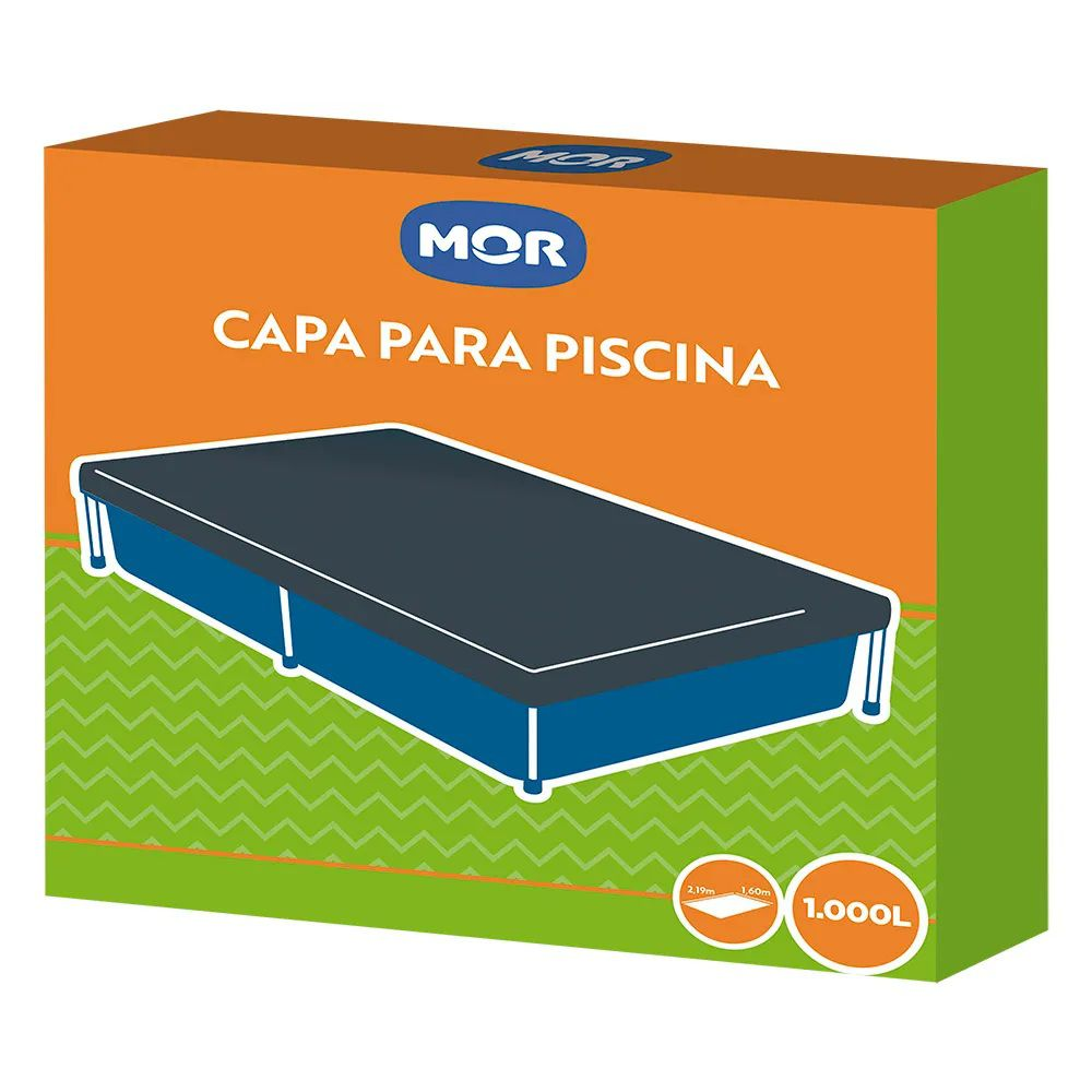 Capa para Piscina 1.000 Litros - MOR