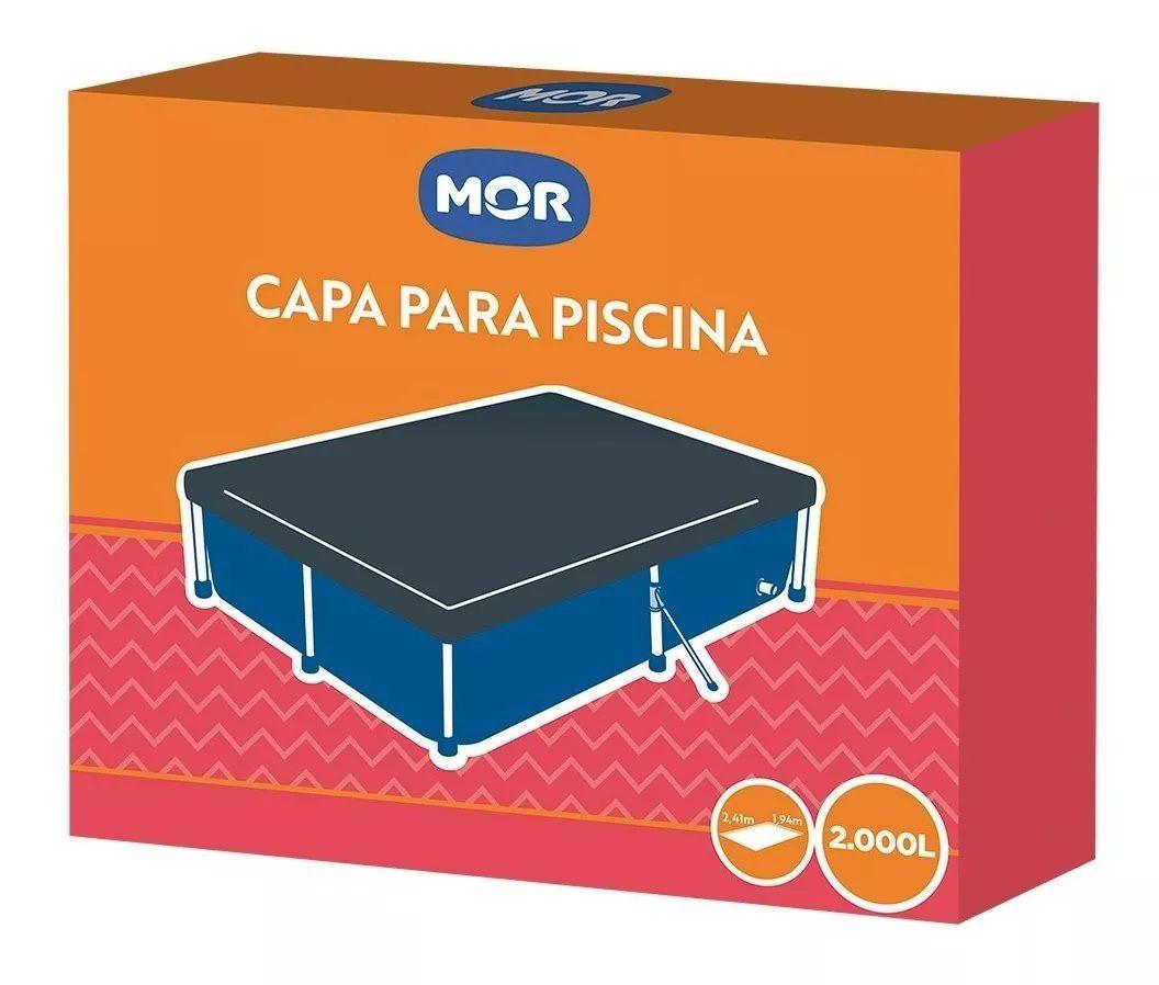 Capa para Piscina 2.000 Litros - MOR