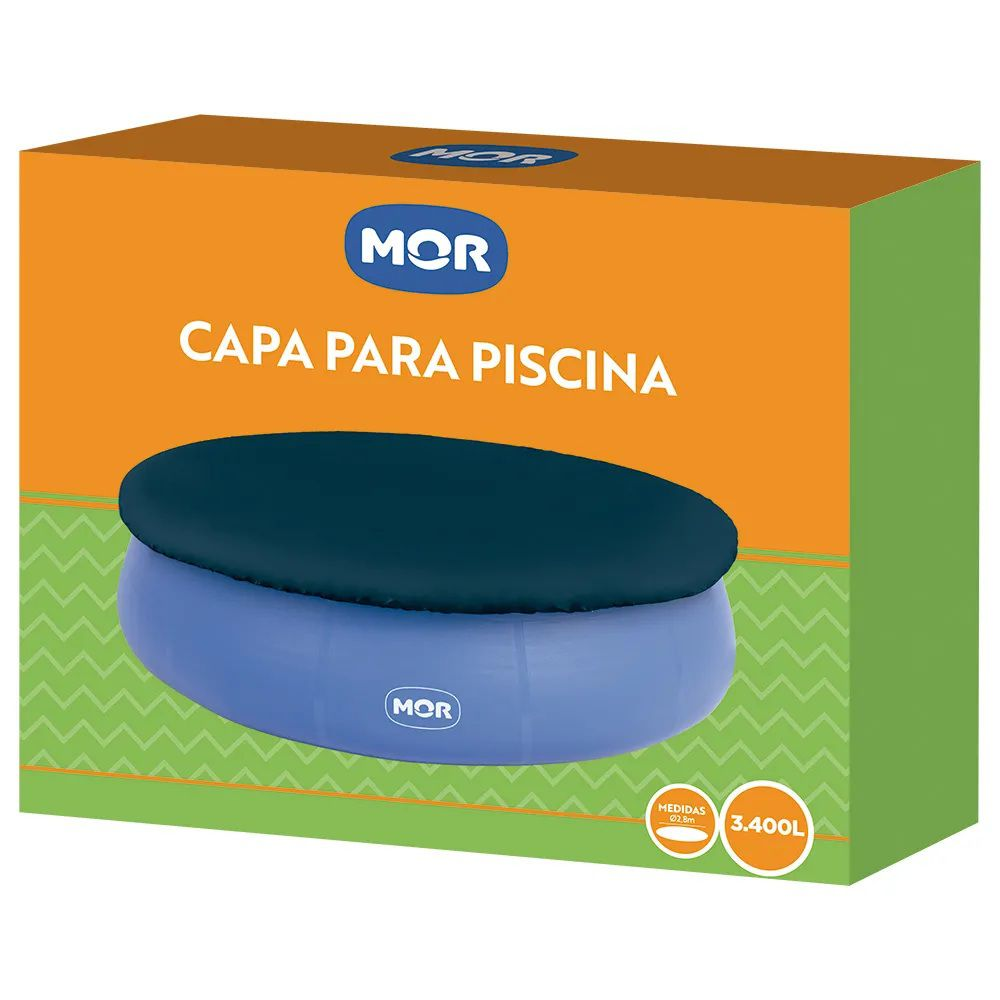 Capa para Piscina 3.400 Litros - MOR