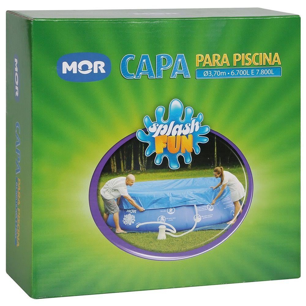 Capa para Piscina 6.700 e 7.800 Litros - MOR