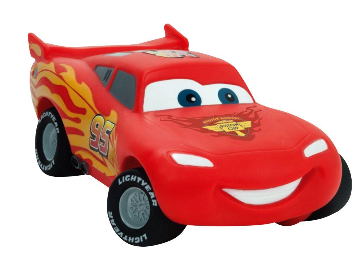 Carro de Vinil Série Especial Disney Carros - Lider Brinquedos