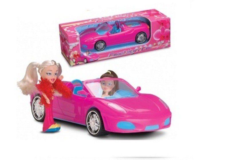 Carro Fashion Car - Silmar Brinquedos