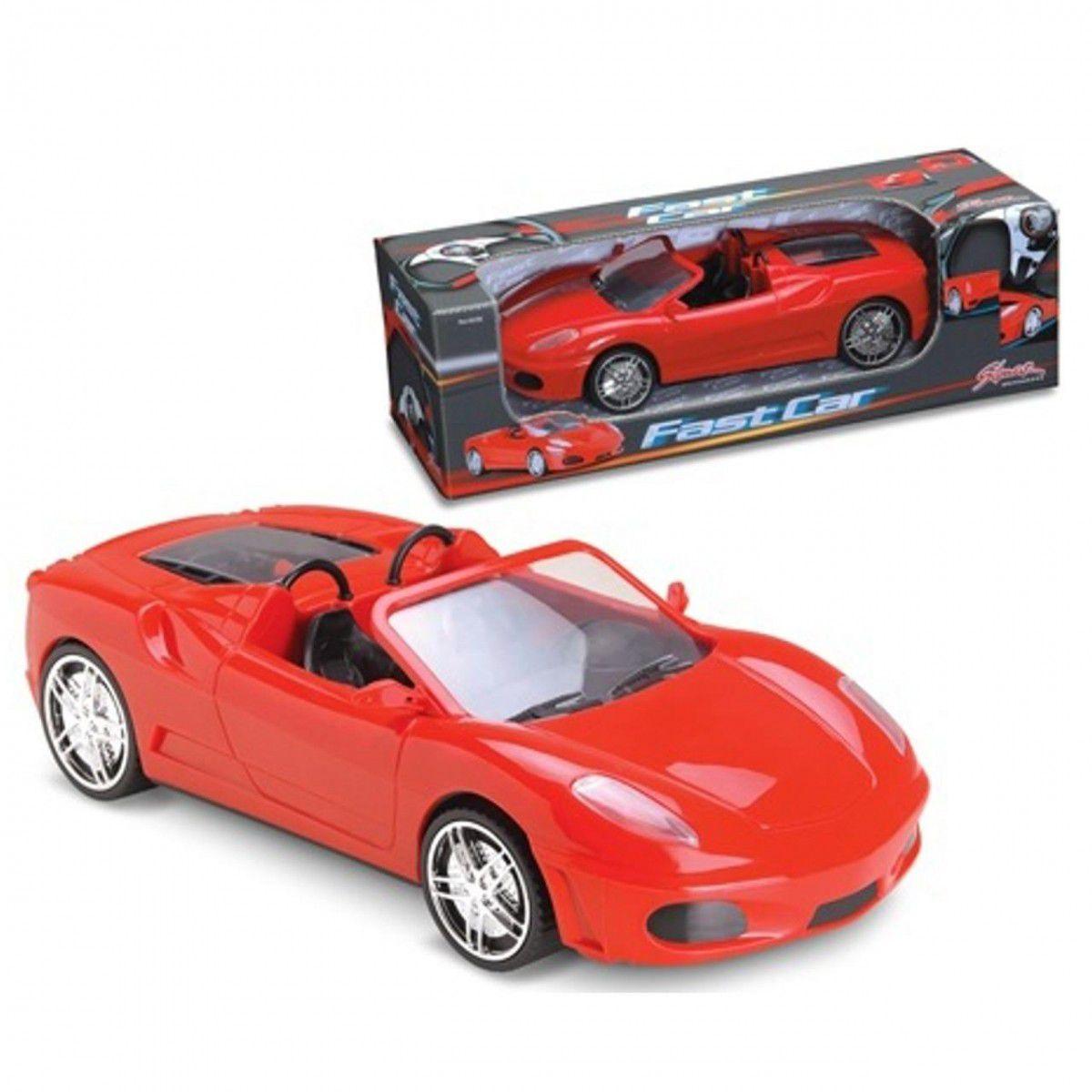 Carro Fast Car Sortidos - Silmar Brinquedos