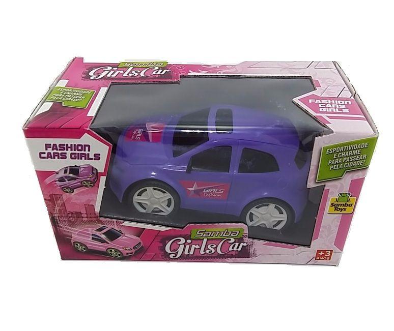 Carro Girls Car - Samba Toys